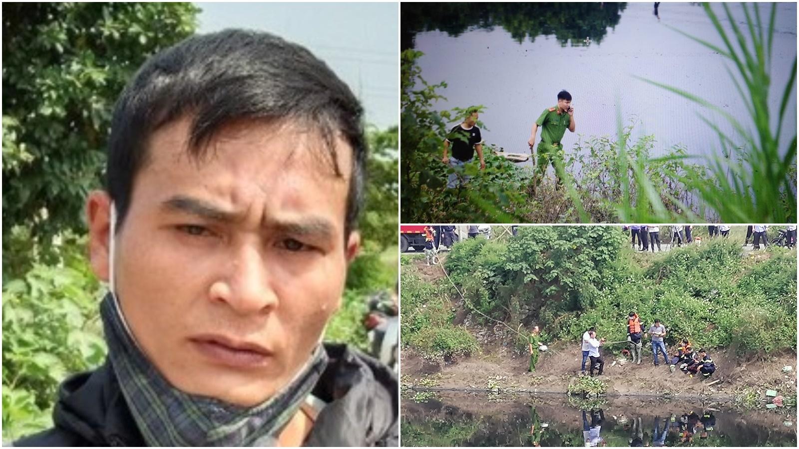 Video: Tìm thấy thi thể nữ sinh bị mất tích tại Thường Tín, Hà Nội