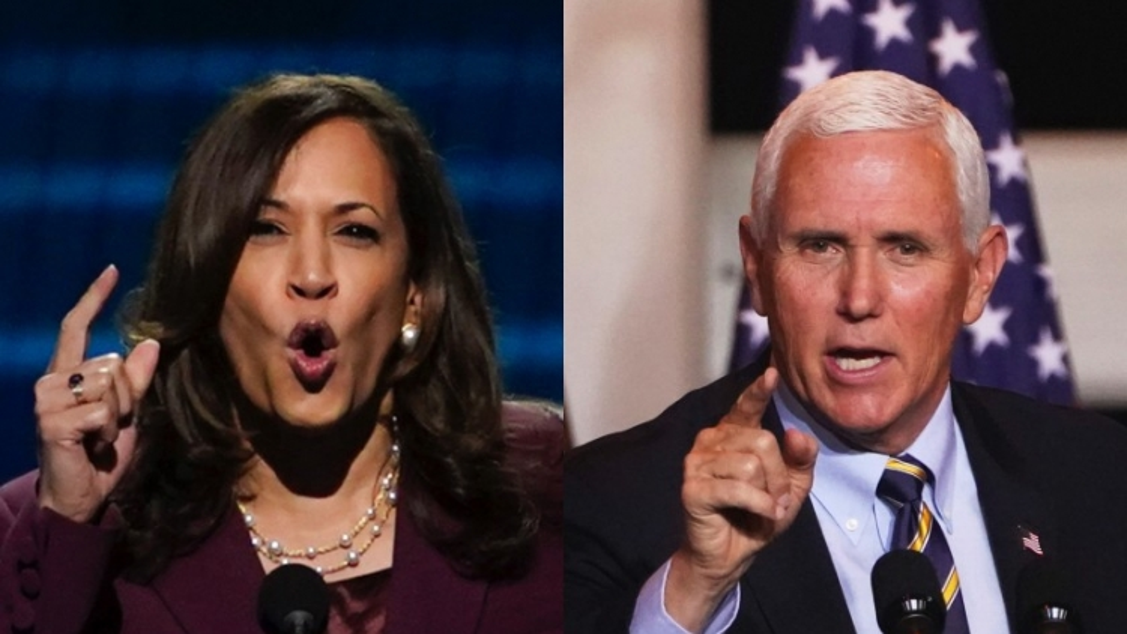 Video: 2 ứng viên Phó Tổng thống Mỹ bước vào cuộc tranh luận quan trọng