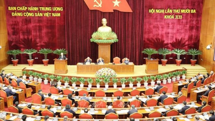 Party Central Committee discusses personnel matters