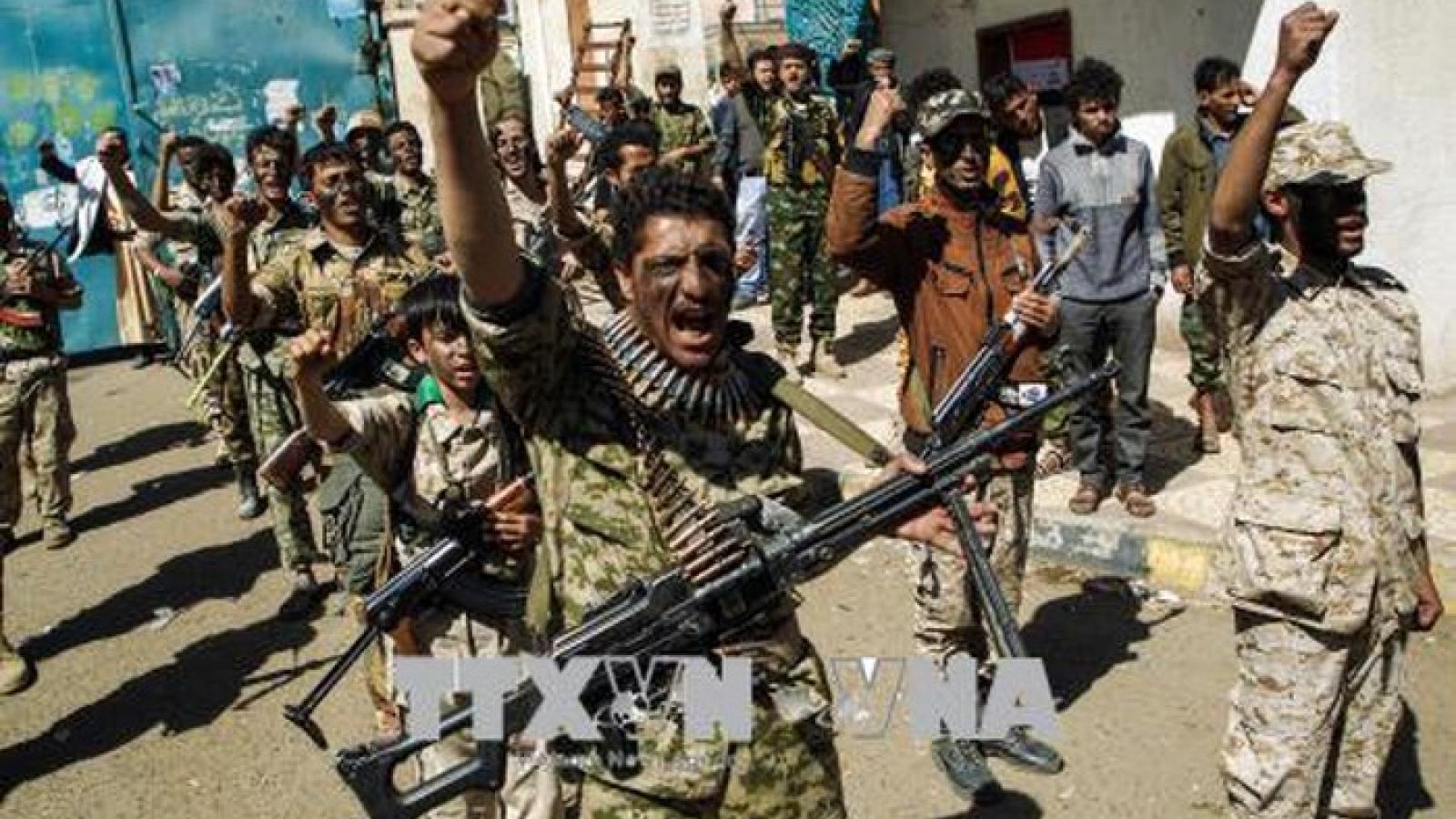 Hai công dân Mỹ bị phiến quân Houthi bắt giữ ở Yemen được trả tự do