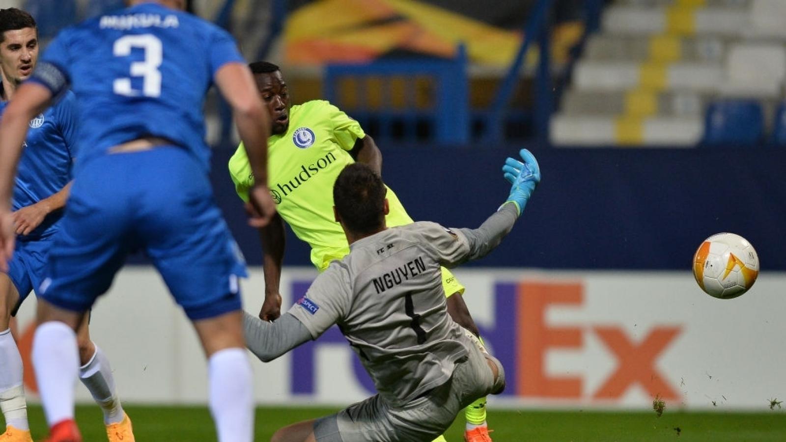 Nhìn lại màn trình diễn đỉnh cao của Filip Nguyễn ở vòng bảng Europa League