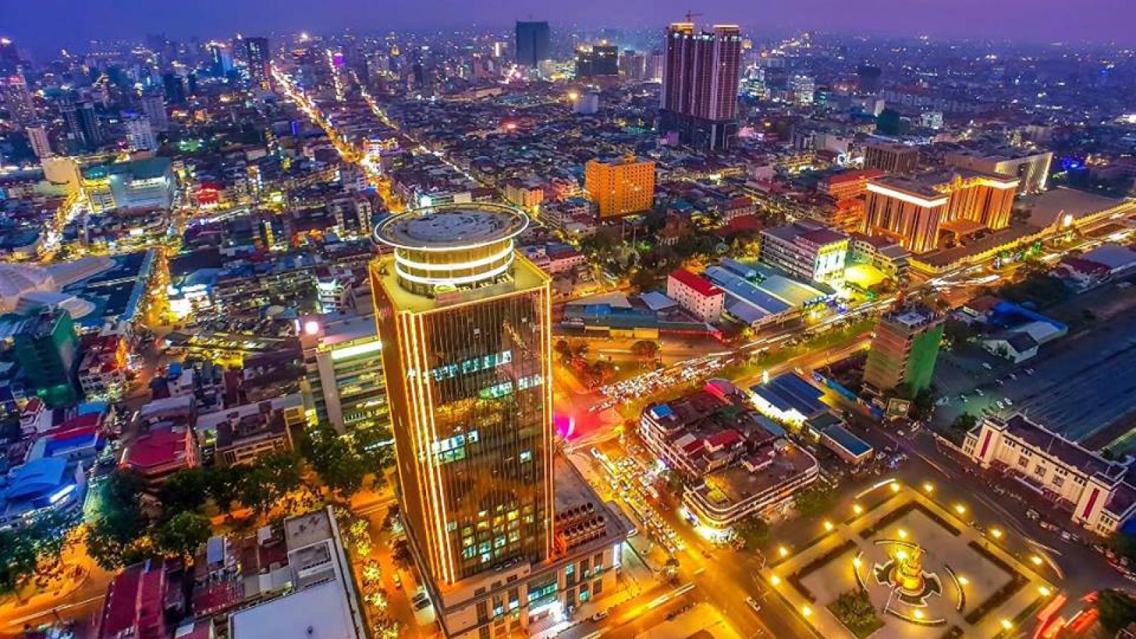 IMF: năm 2021 Campuchia trở thành nền kinh tế phát triển nhanh thứ ba trong ASEAN