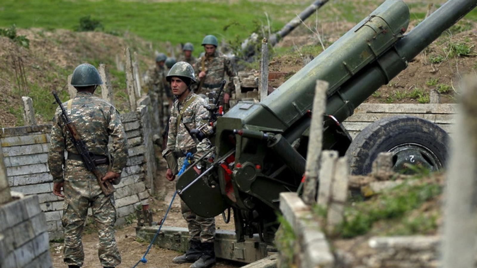 Liên Hợp Quốc lên án các vụ tấn công nhằm vào khu vực dân cư Nagorno-Karabakh
