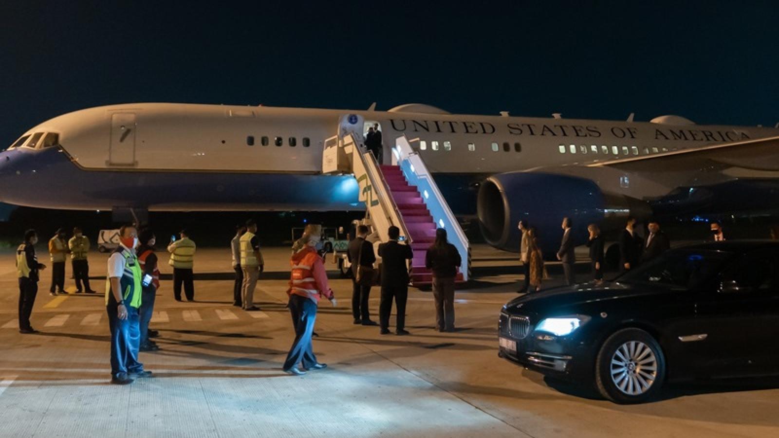 Ngoại trưởng Mỹ Mike Pompeo bắt đầu chuyến thăm chính thức Indonesia