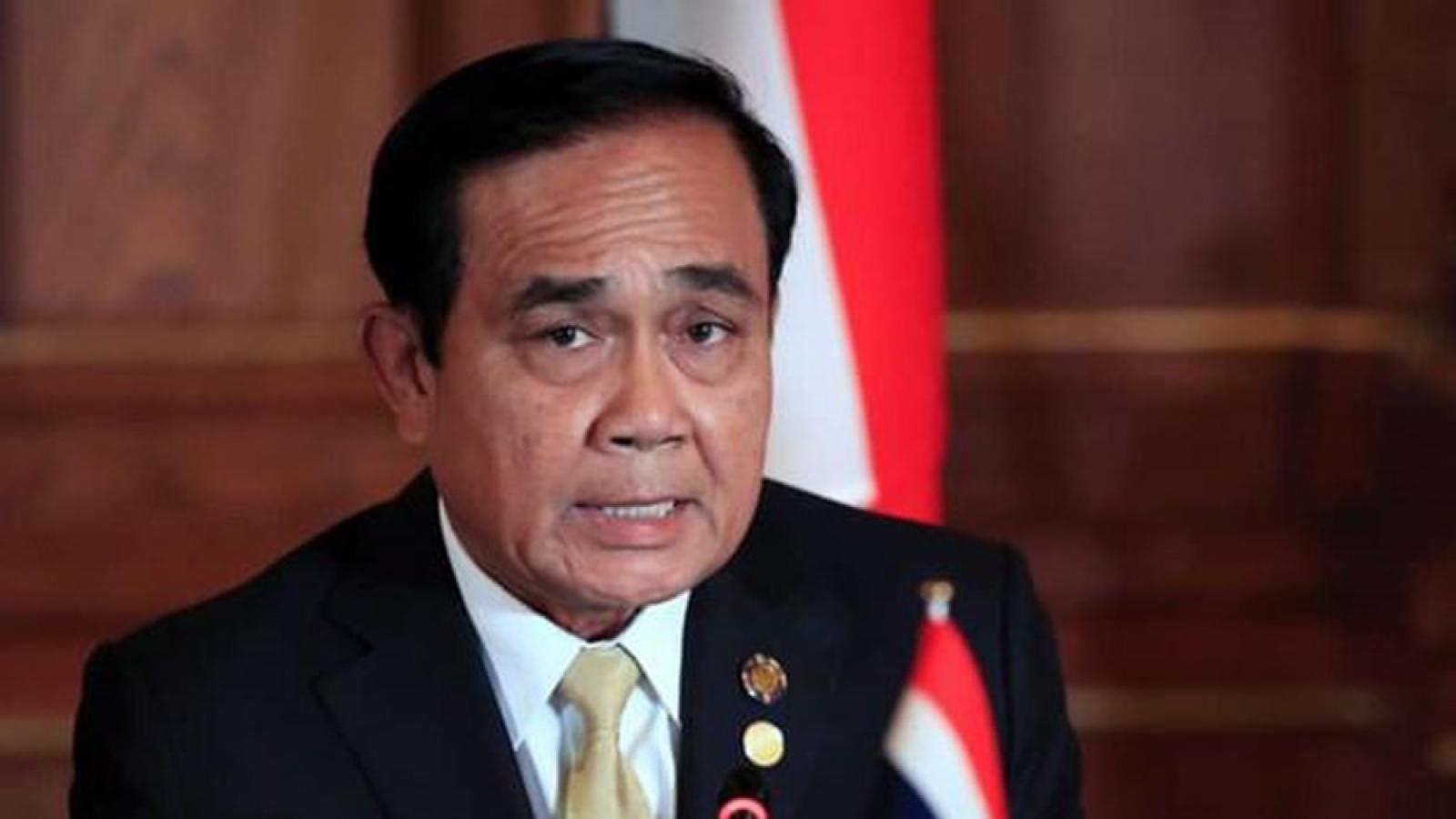 Thủ tướng Thái Lan không từ chức trước sức ép của lực lượng đối lập