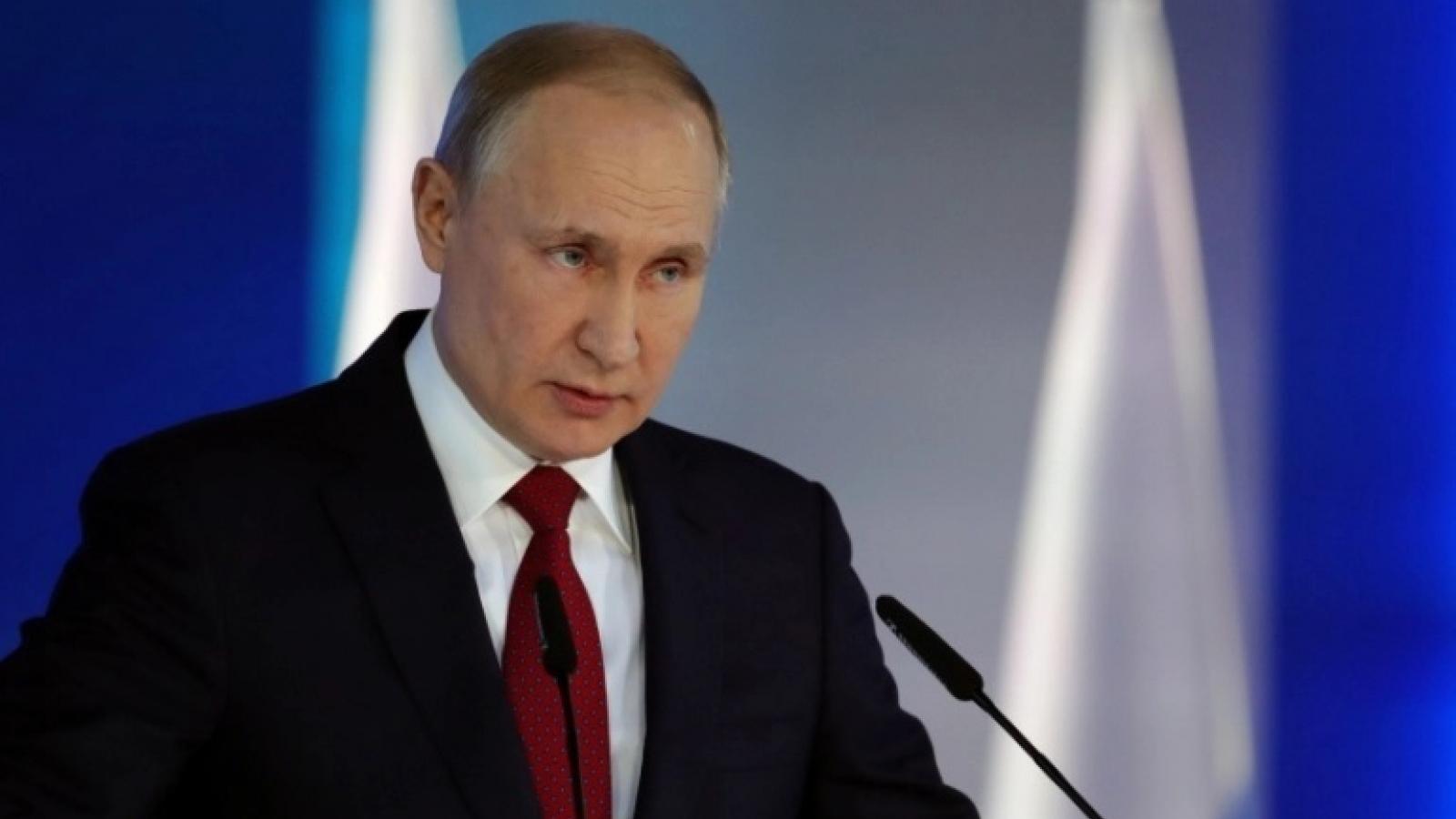 Ông Putin: Trung Quốc-Đức vươn tới vị thế siêu cường, ảnh hưởng của Mỹ-Anh suy giảm