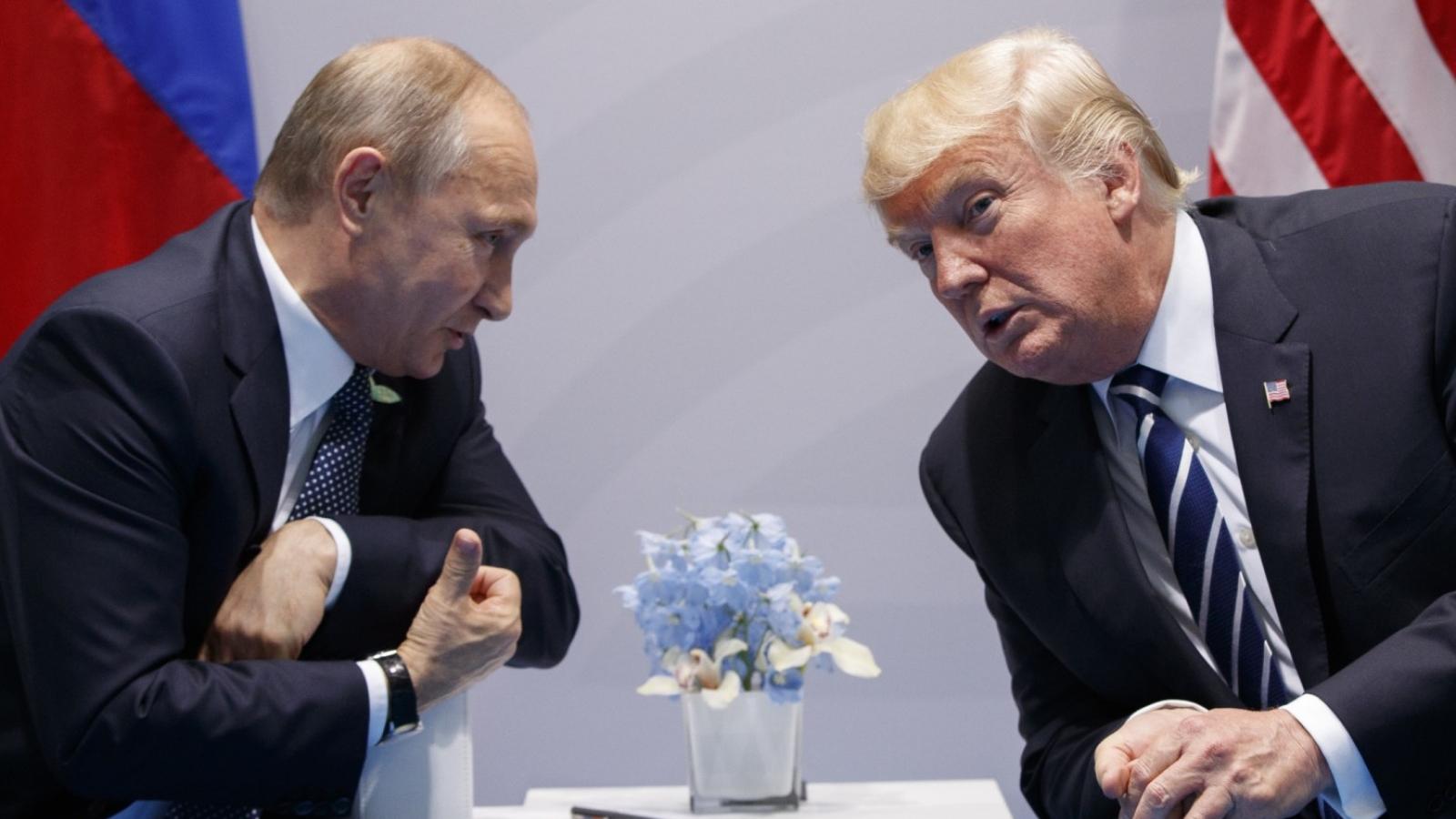 Nga muốn Donald Trump hay Joe Biden đắc cử tổng thống Mỹ?