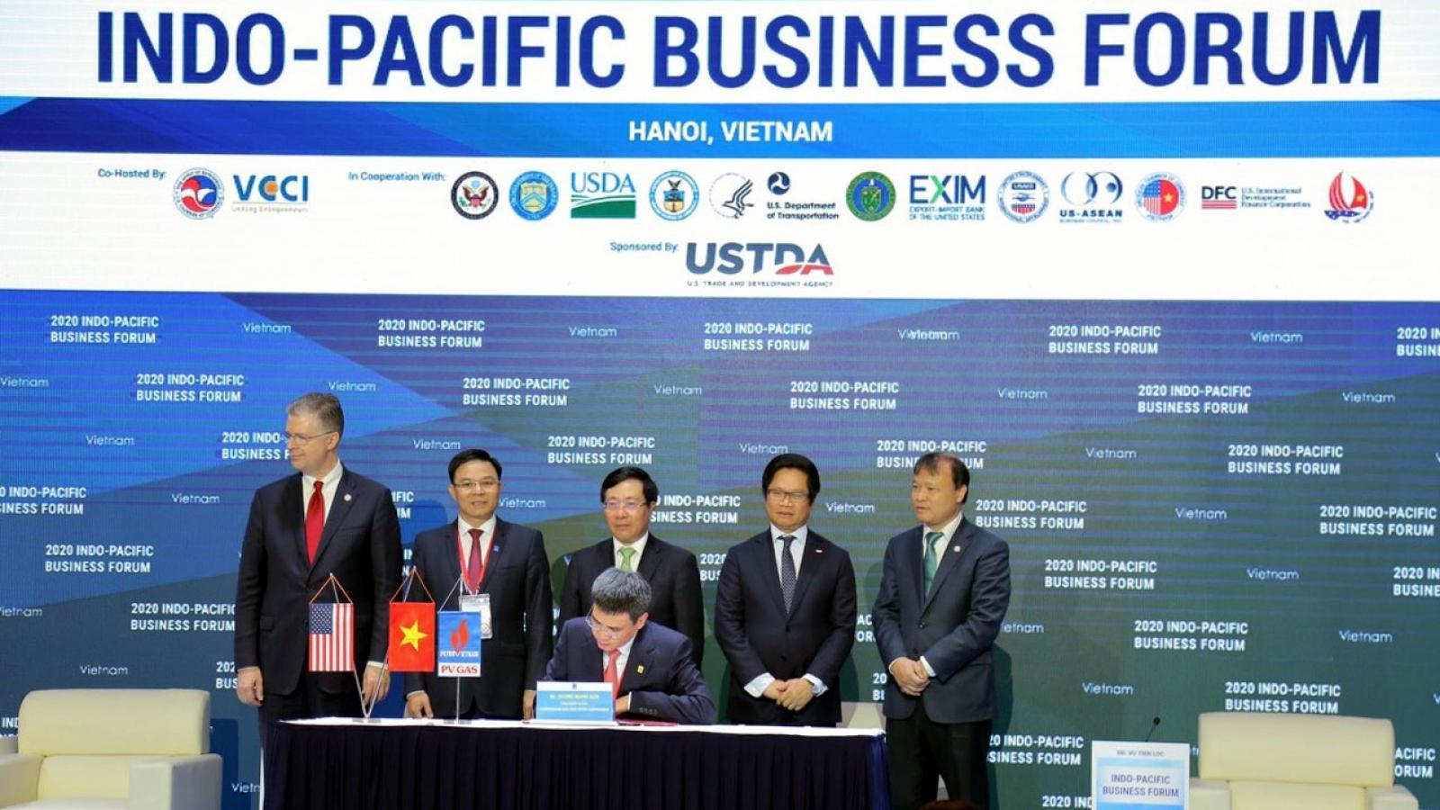 Thoả thuận các điều khoản chính của Hợp đồng liên doanh dự án kho cảng LNG Sơn Mỹ