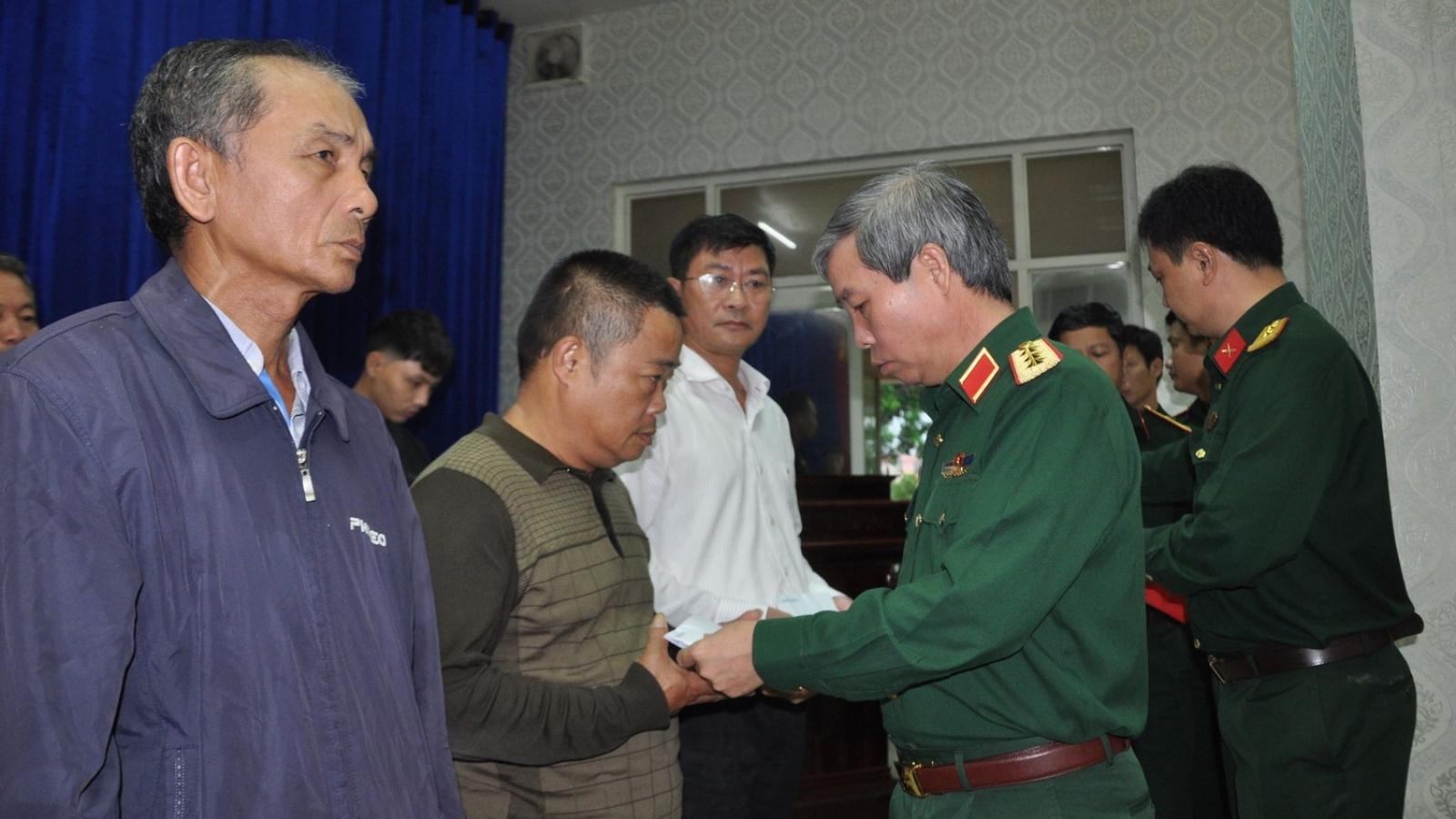 Lễ tang 22 cán bộ, chiến sĩ Đoàn Kinh tế - Quốc phòng 337 sẽ diễn ra trang trọng, chu đáo