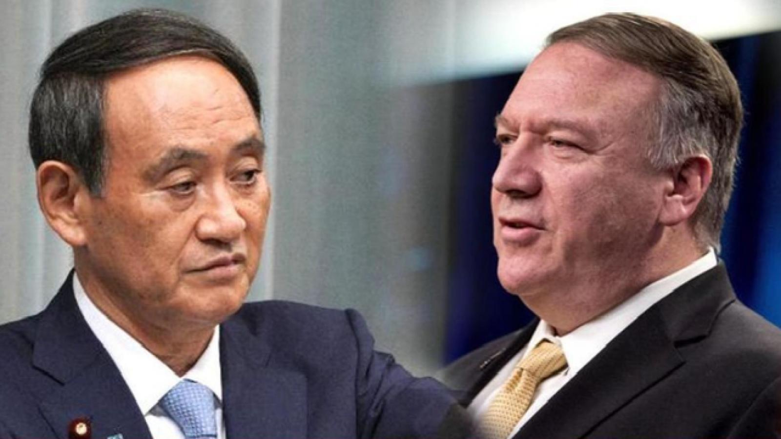 Ngoại trưởng Mỹ thăm Nhật Bản thắt chặtquan hệ đồng minh