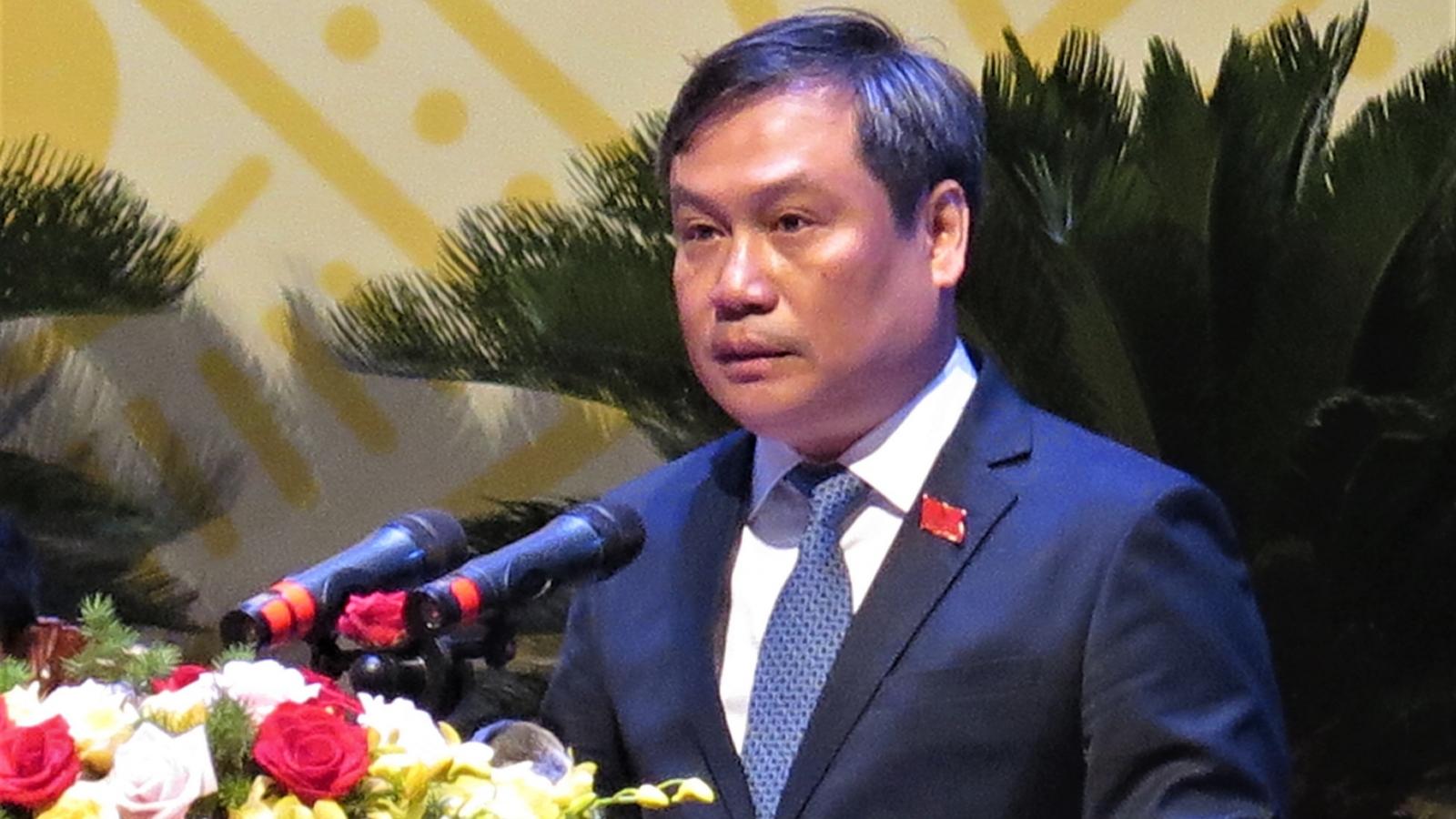Vì mưa bão, Đại hội Đảng bộ tỉnh Quảng Bình chỉ diễn ra trong 1 ngày