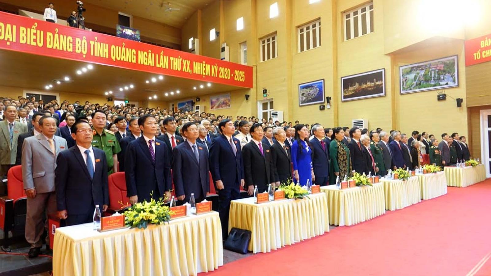 Kết quả 67 Đại hội Đảng bộ trực thuộc T.Ư đã được báo cáo Bộ Chính trị
