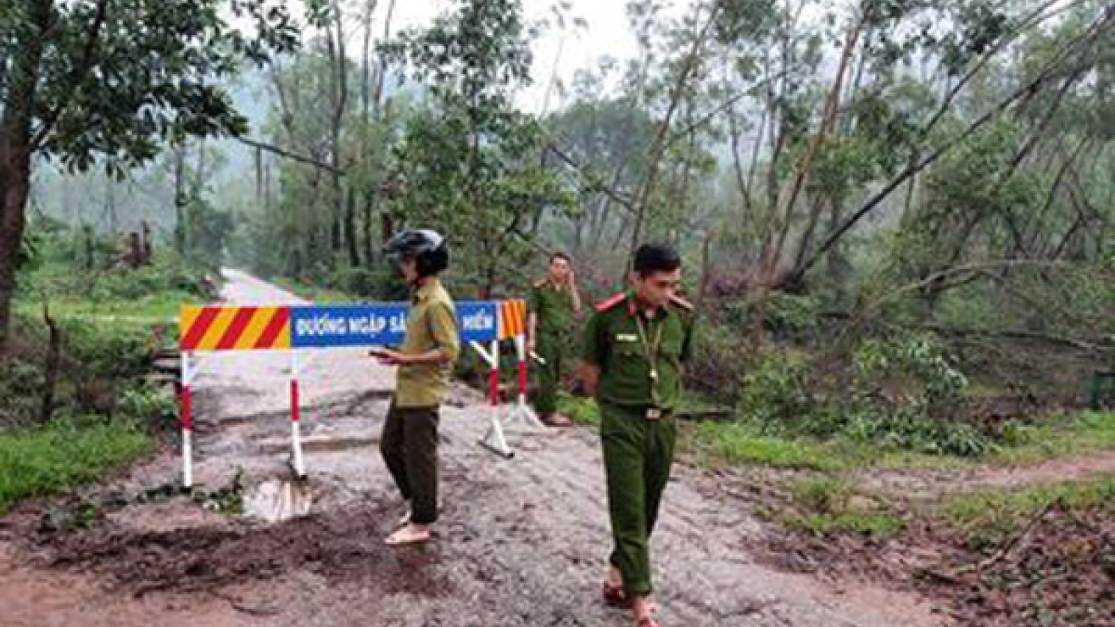 Thủy điện Rào Trăng 3 sạt lở: Vẫn chưa liên lạc được với 13 người trong đoàn cứu hộ