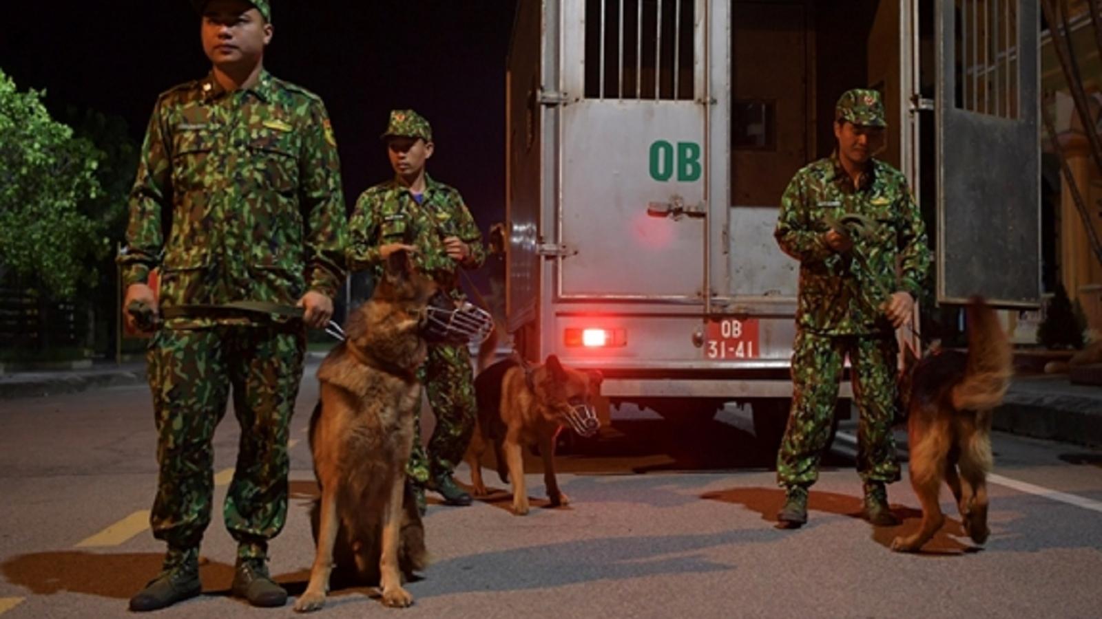 Tiếp tục đưa lực lượng lên thủy điện Rào Trăng 3 tìm kiếm các nạn nhân mất tích