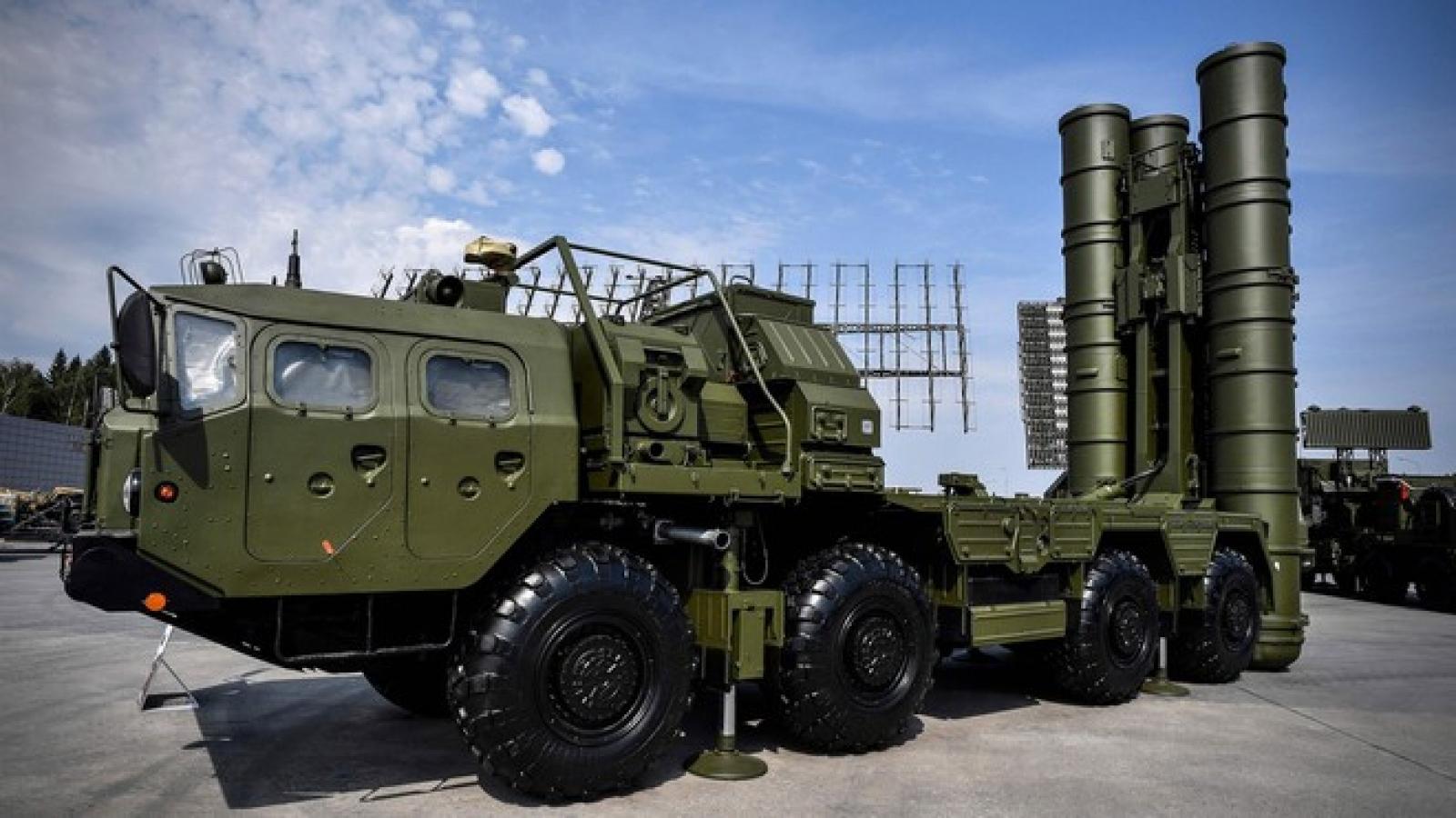 """Thổ Nhĩ Kỳ bác chỉ trích về vụ thử hệ thống S-400: """"Mỹ không biết họ đang đối phó với ai"""""""