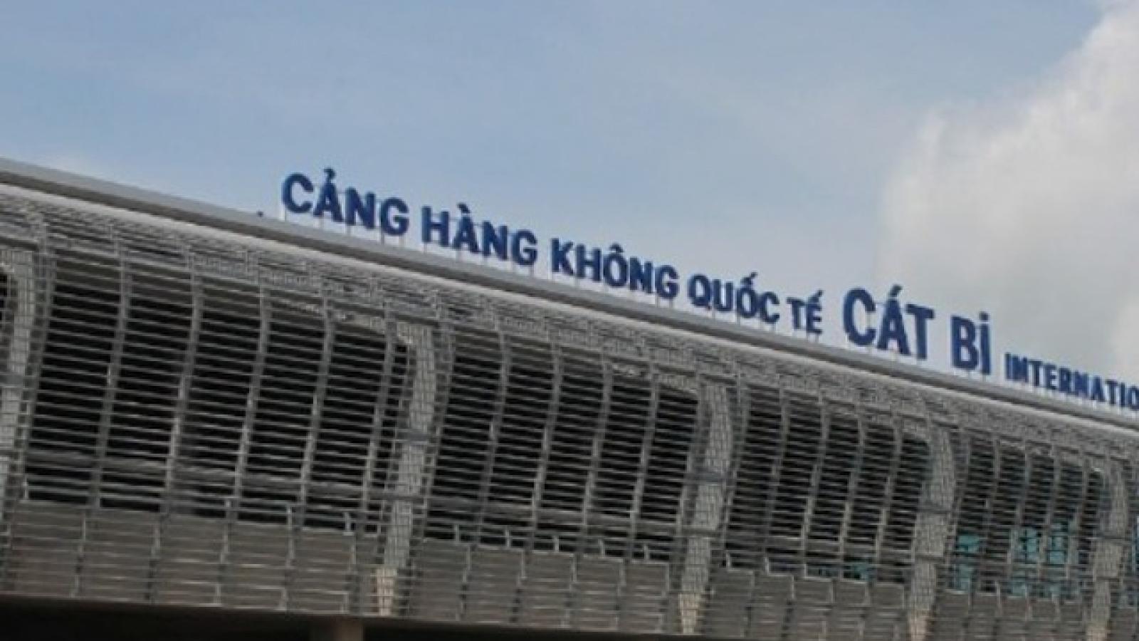Bắt đối tượng trộm cáp điện tại sân bay Cát Bi