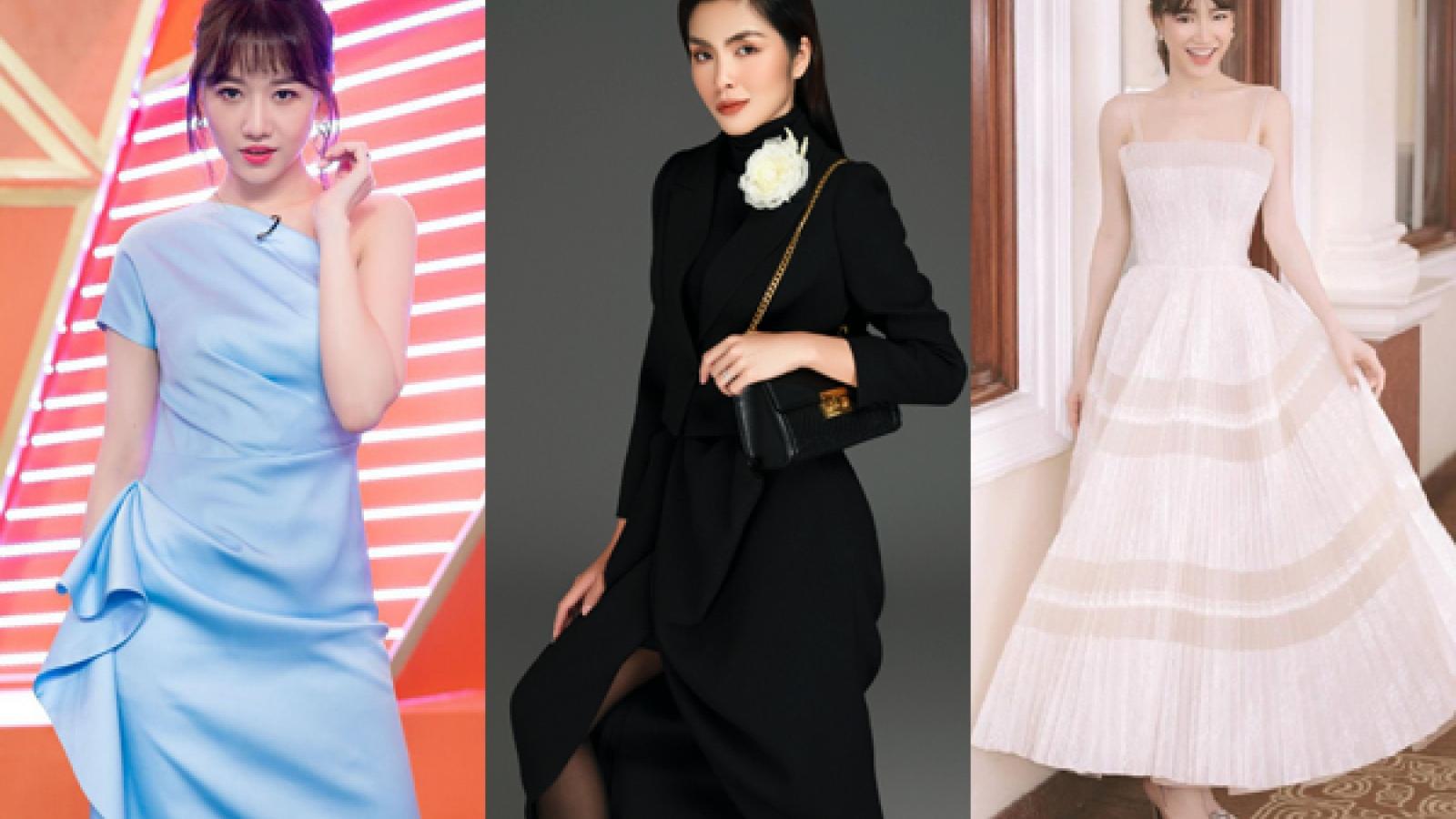 Sao Việt sau kết hôn: Hari Won đắt show, Nhã Phương đẹp mặn mà, bất ngờ nhất Tăng Thanh Hà