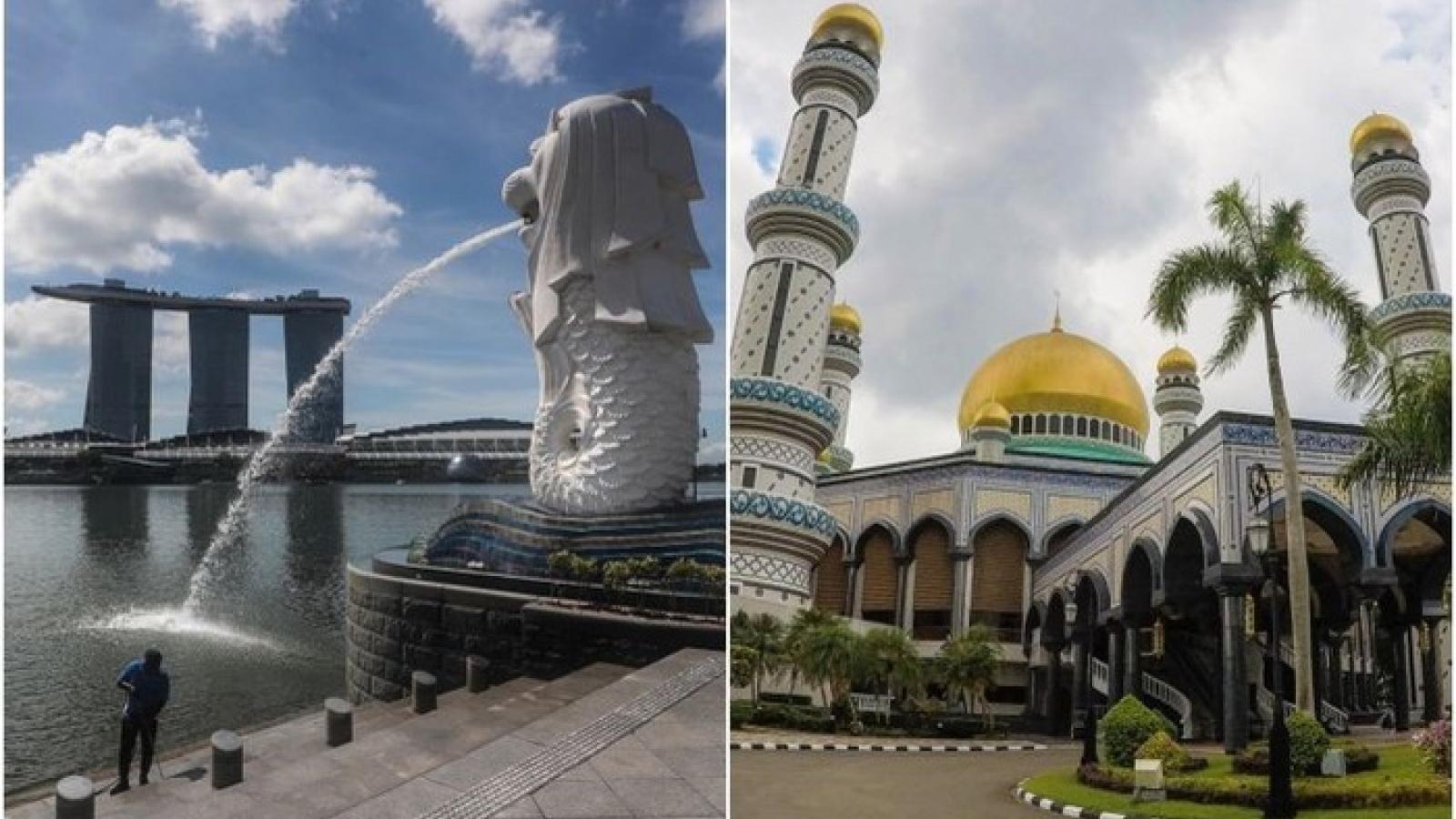 """Singapore - Indonesia triển khai """"làn đường xanh"""" cho doanh nghiệp và du lịch"""