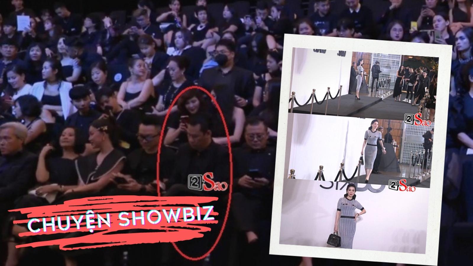 """Chuyện showbiz: Lệ Quyên và ông xã """"ngó lơ"""" nhau giữa tin đồn ly hôn?"""