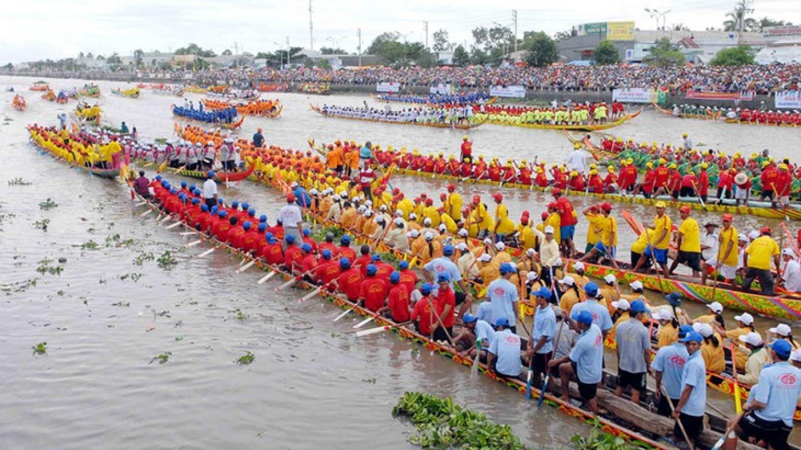 Tuần lễ Văn hóa, Du lịch – Liên hoan ẩm thực Nam bộ gắn với Lễ hội Ok om bok tỉnh Trà Vinh