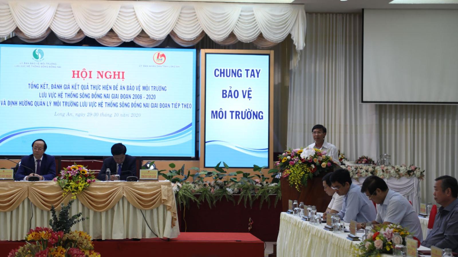 Cần cơ chếđặc thù để bảo vệ lưu vực sông Đồng Nai