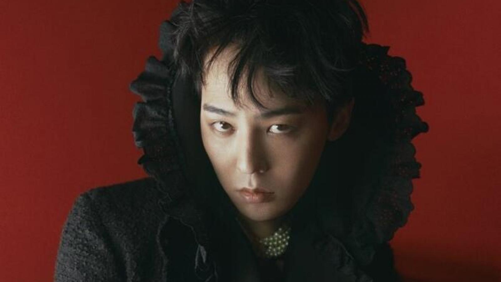 G-Dragon chính thức trở lại, lập kỷ lục doanh số cho tạp chí Vogue