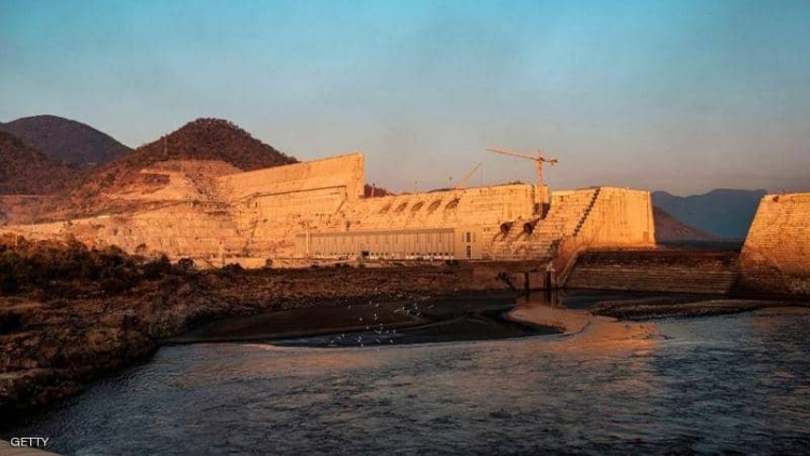 Ai Cập, Sudan và Ethiopia tiếp tục đàm phán về đập Đại Phục hưng