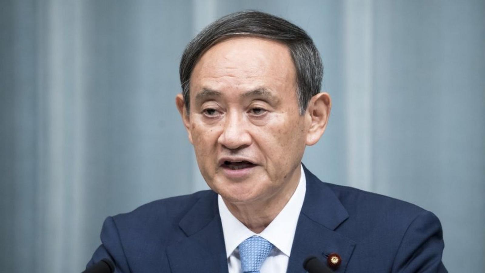 """""""Nhật Bản phản đối mạnh mẽ bất kỳ bước đi nào làm gia tăng căng thẳng ở Biển Đông"""""""