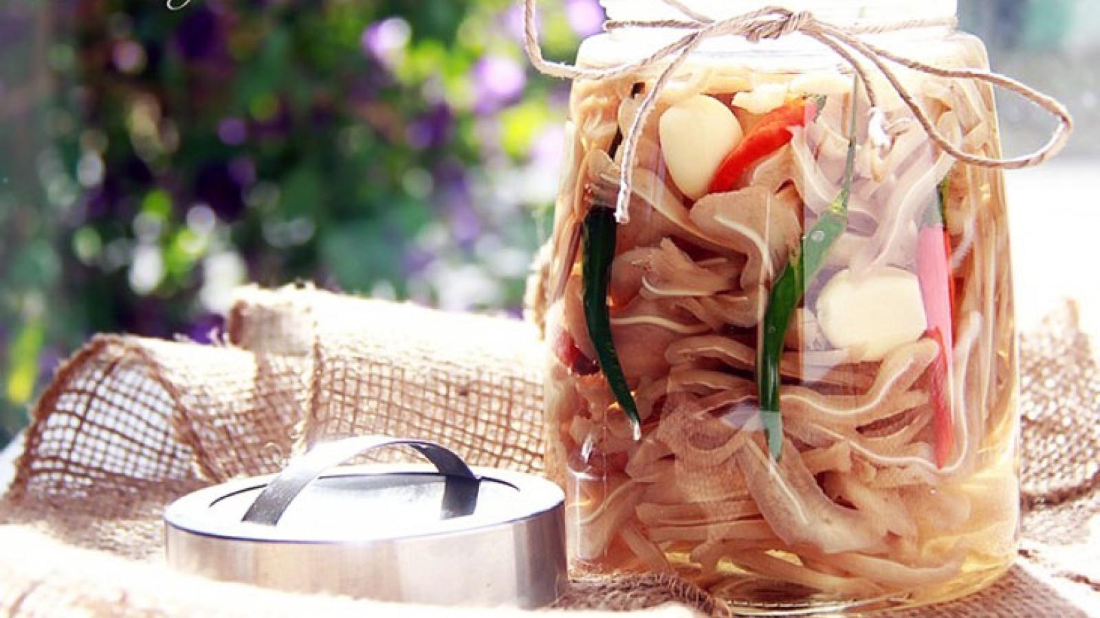 5 món ăn ngon mê ly từ tai heo, bảo sao chồng nghiện cơm nhà làm
