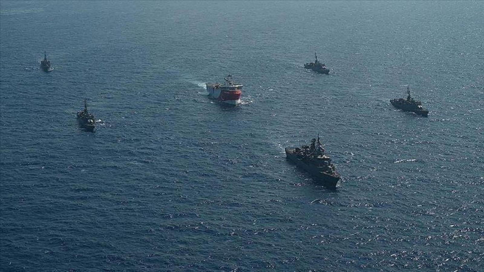 Hy Lạp và Thổ Nhĩ Kỳ cùng hủy bỏ các cuộc tập trận quân sự