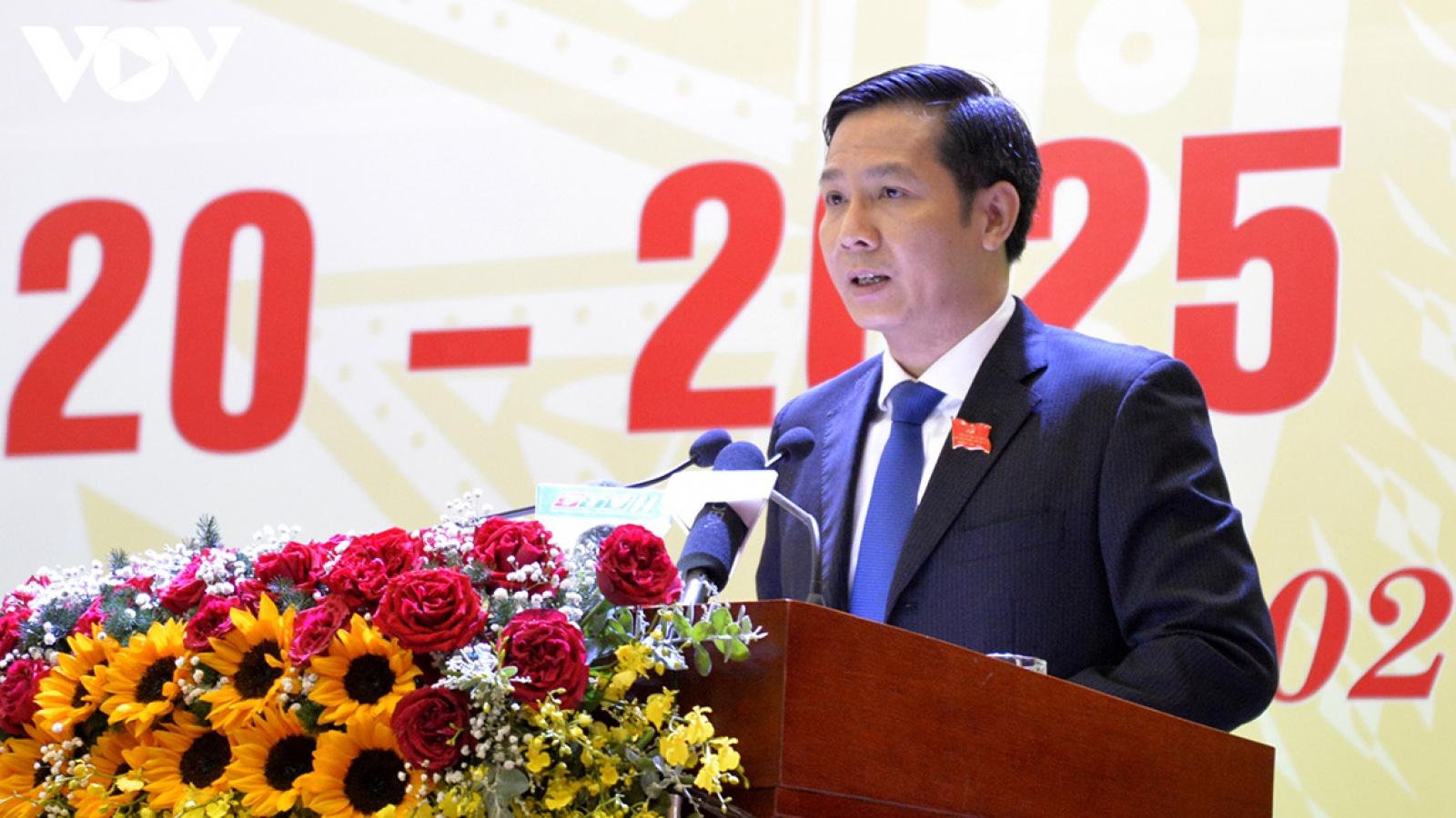 Ông Nguyễn Thành Tâm tiếp tục được bầu làm Bí thư Tỉnh uỷ Tây Ninh