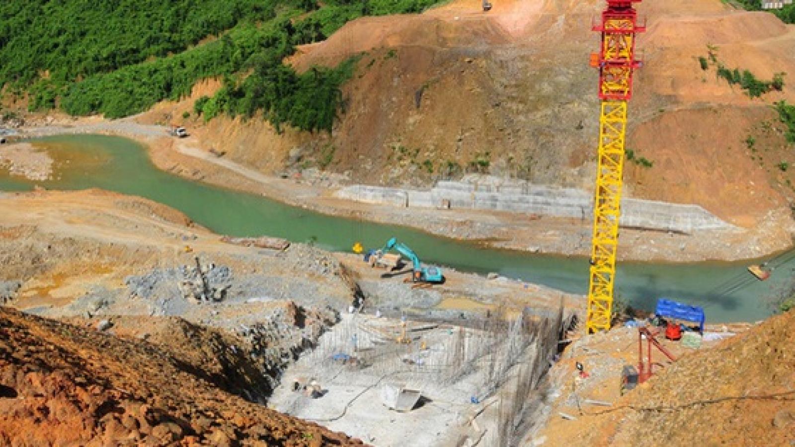 Xác minh thông tin thủy điện Rào Trăng 3 bị sạt lở vùi lấp hơn 10 công nhân