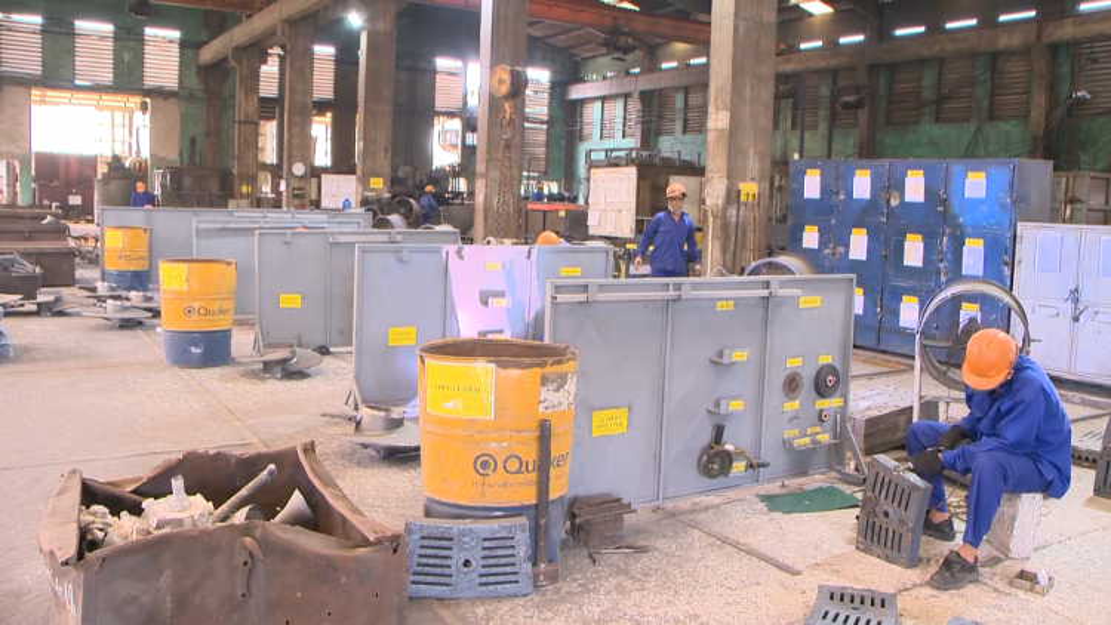 Lean Manufacturing: Bước đột phá với ngành cơ khí chế tạo
