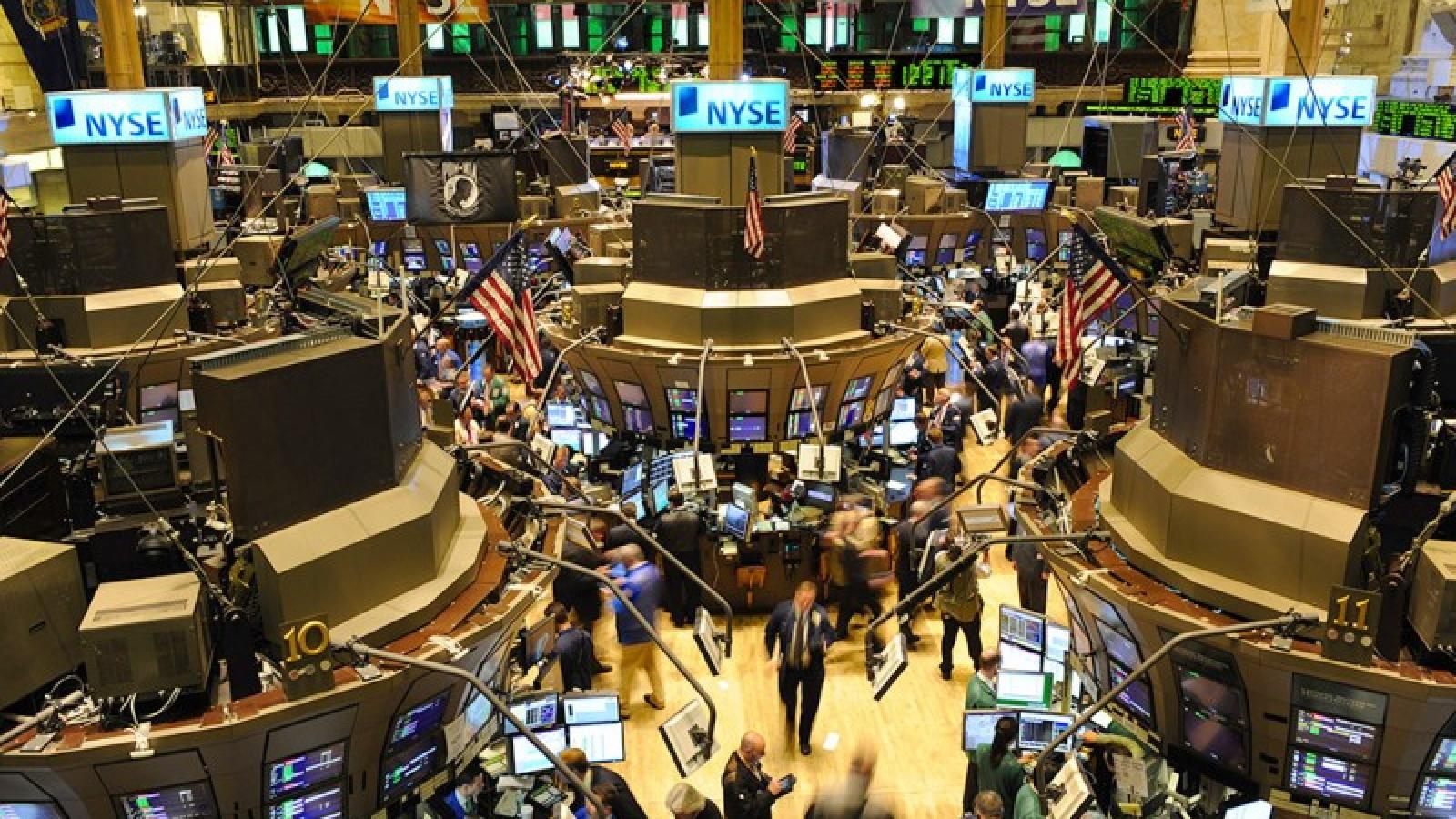 Thị trường chứng khoán Mỹ khép lại một tuần giao dịch tồi tệ kể từ tháng 3
