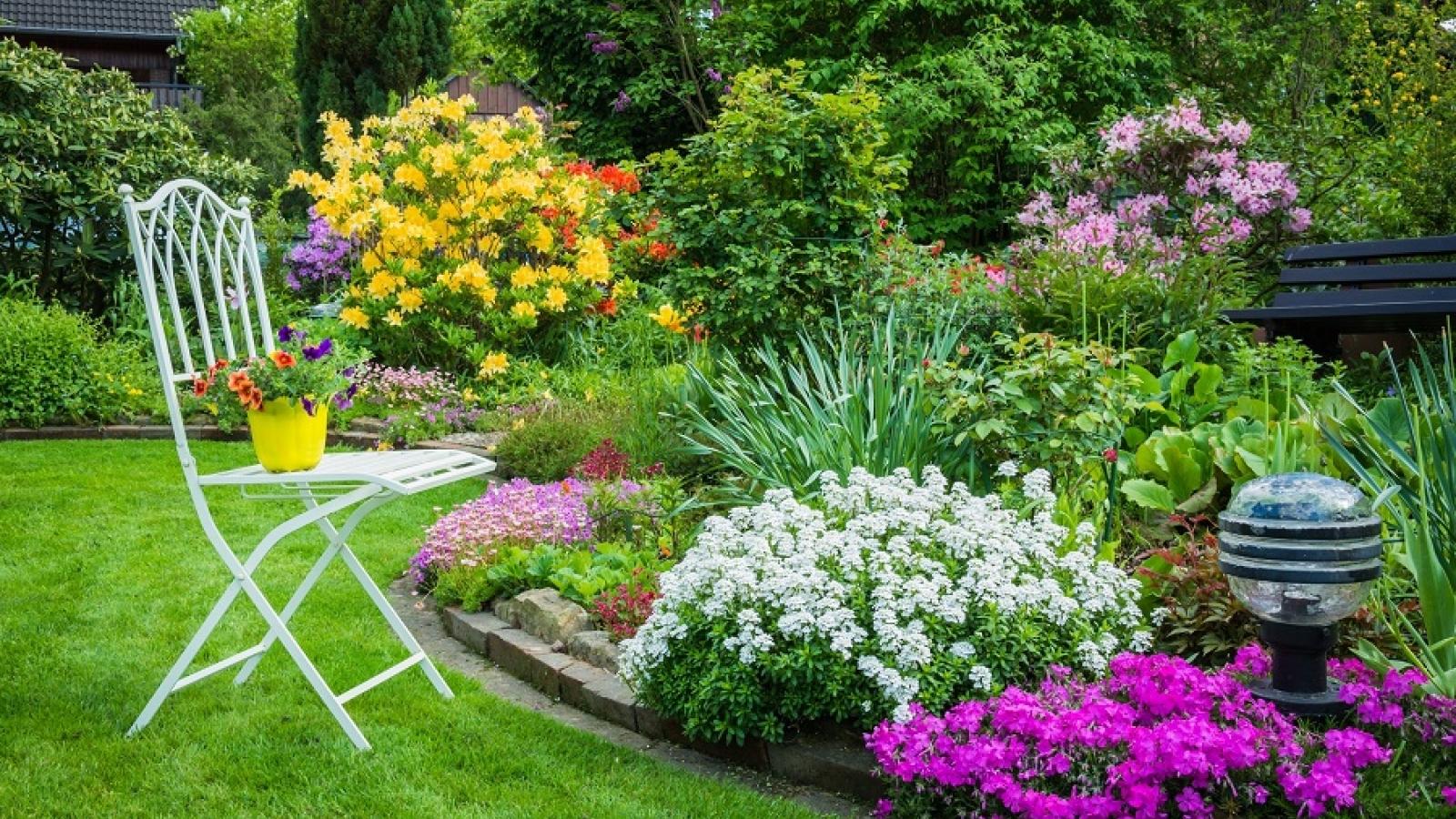 5 xu hướng thiết kế sân vườn trong không gian sống hiện đại