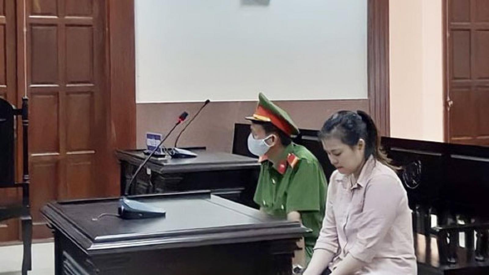 Tử hình nữ bị cáo 20 lần vượt biên giới vận chuyển ma tuý