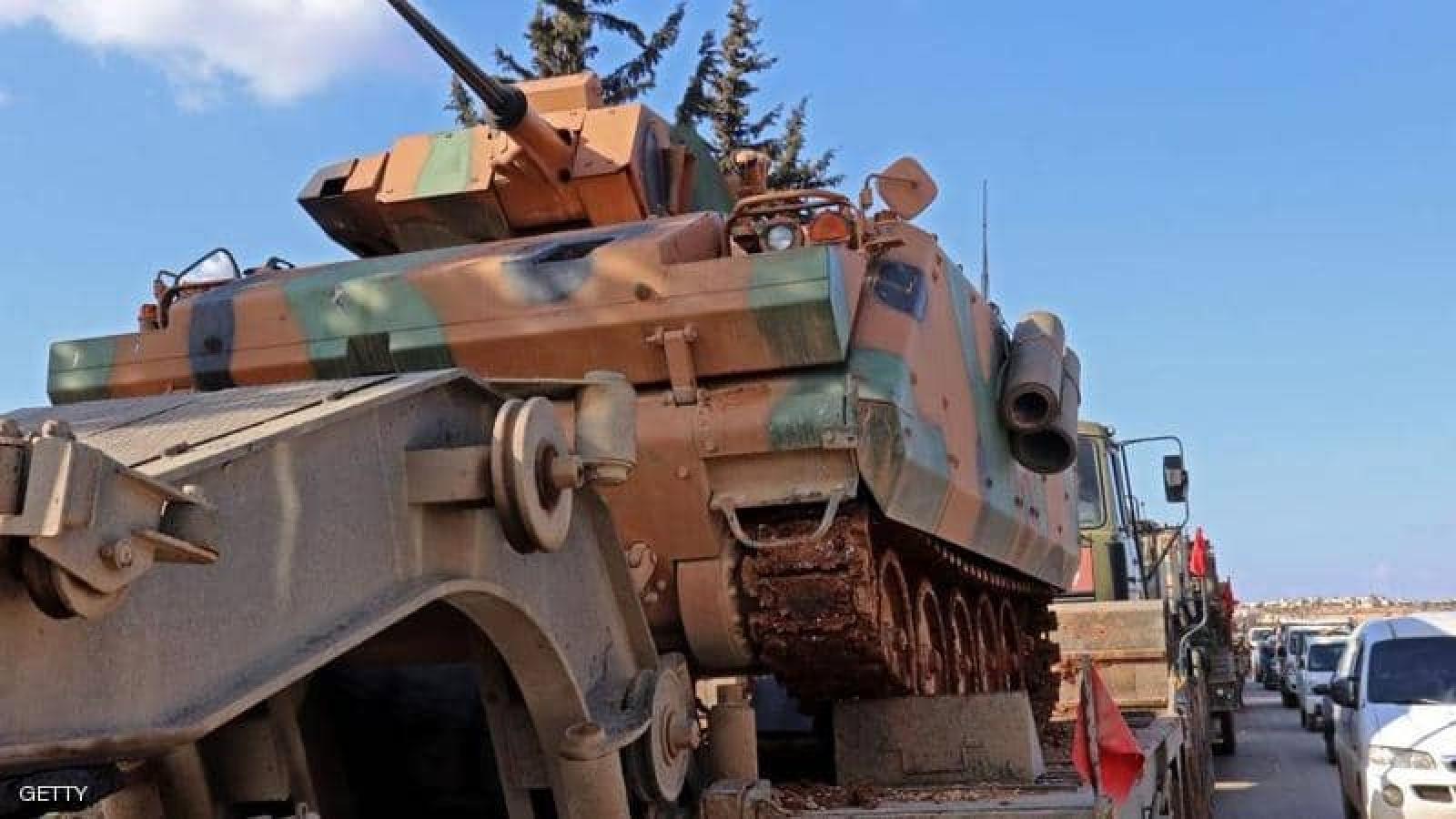 Thổ Nhĩ Kỳ rút quân khỏi nhiều điểm quan sát ở Syria