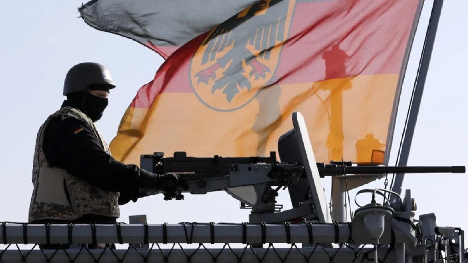 Trung Quốc và Nga cảnh giác về việc Đức tái vũ trang, đề cao sức mạnh quân đội