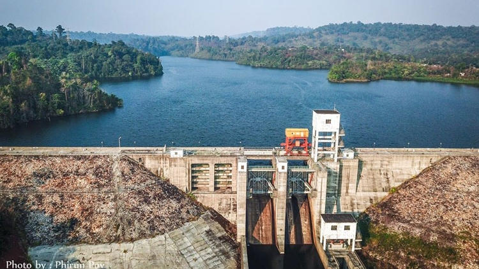 Hai dự án thủy điện mới của Campuchia sẽ sớm đi vào hoạt động