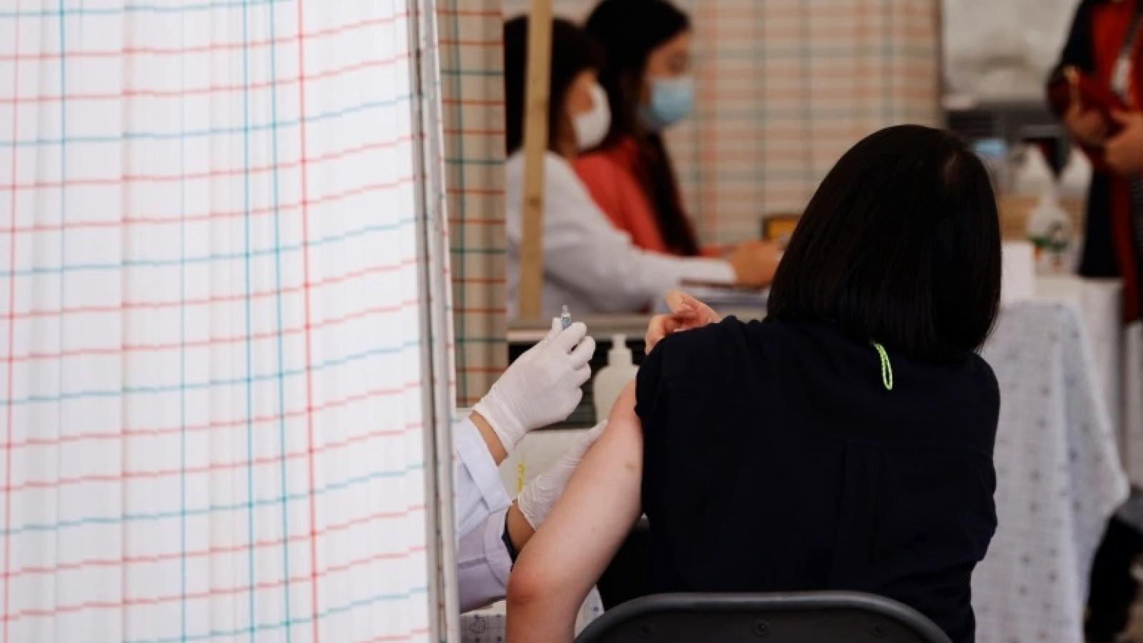 Hàn Quốc có thêm 20 người tử vong sau khi đã tiêm vaccine phòng cúm mùa