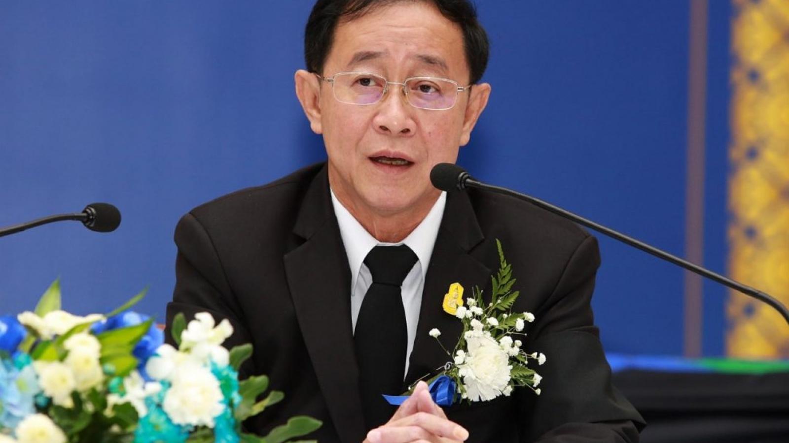 Thái Lan bổ nhiệm Bộ trưởng Tài chính mới