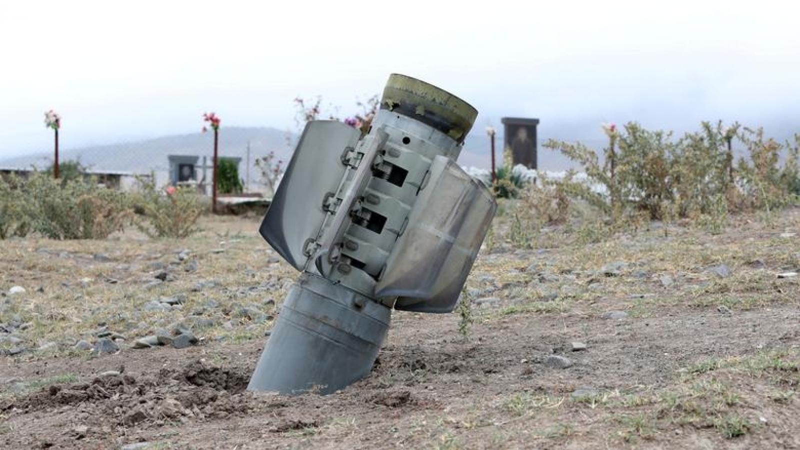 Armenia tố Thổ Nhĩ Kỳ và Israel cung cấp máy bay không người lái cho Azerbaijan