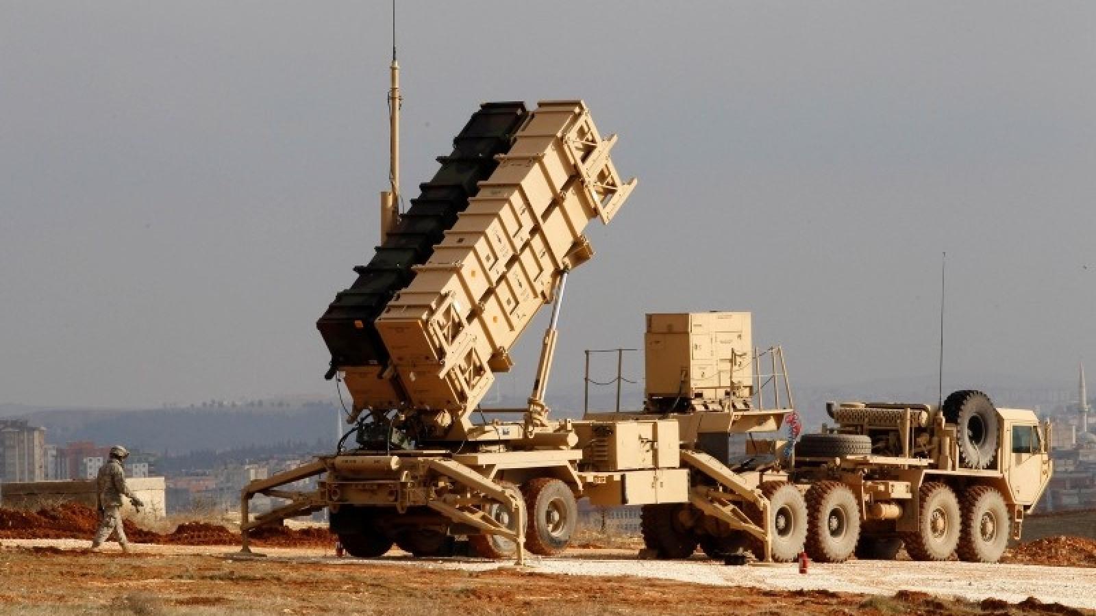 Thổ Nhĩ Kỳ vẫn muốn mua hệ thống tên lửa phòng không Patriot của Mỹ