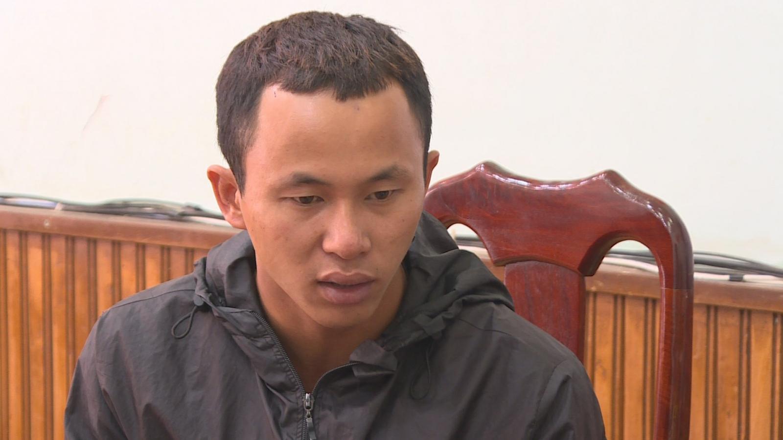 Đắk Lắk: Bắt nam thanh niên đâm chết bạn nhậu