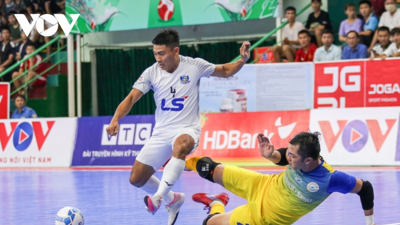 Xem trực tiếp Futsal HDBank VĐQG 2020: Sanatech Khánh Hòa - Thái Sơn Nam
