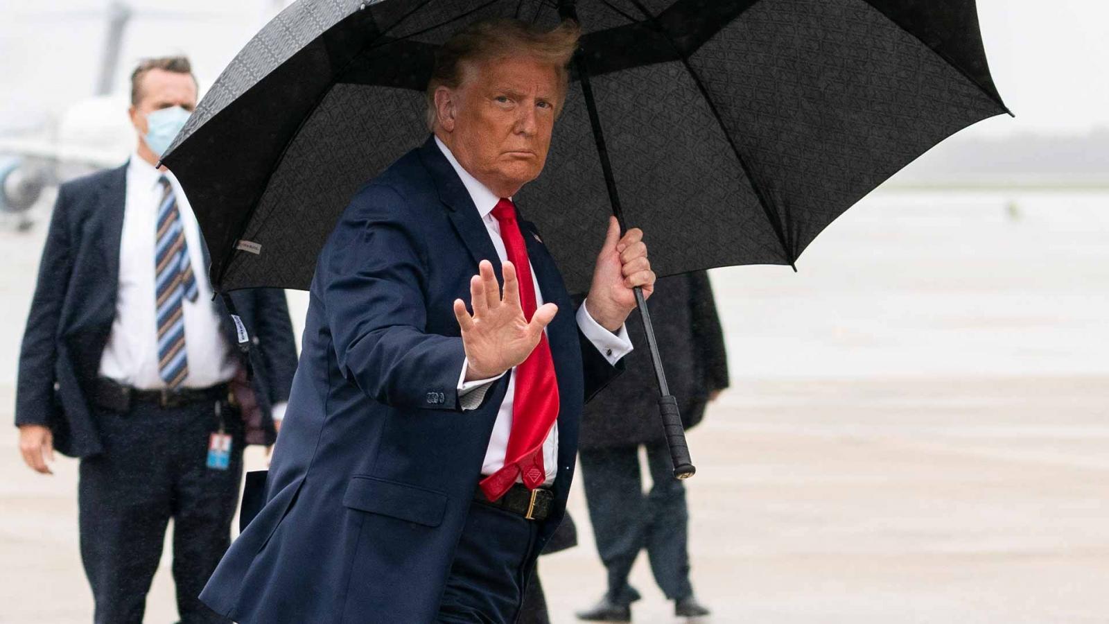 Tổng thống Trump đã âm tính với SARS-CoV-2 nhiều ngày liên tiếp
