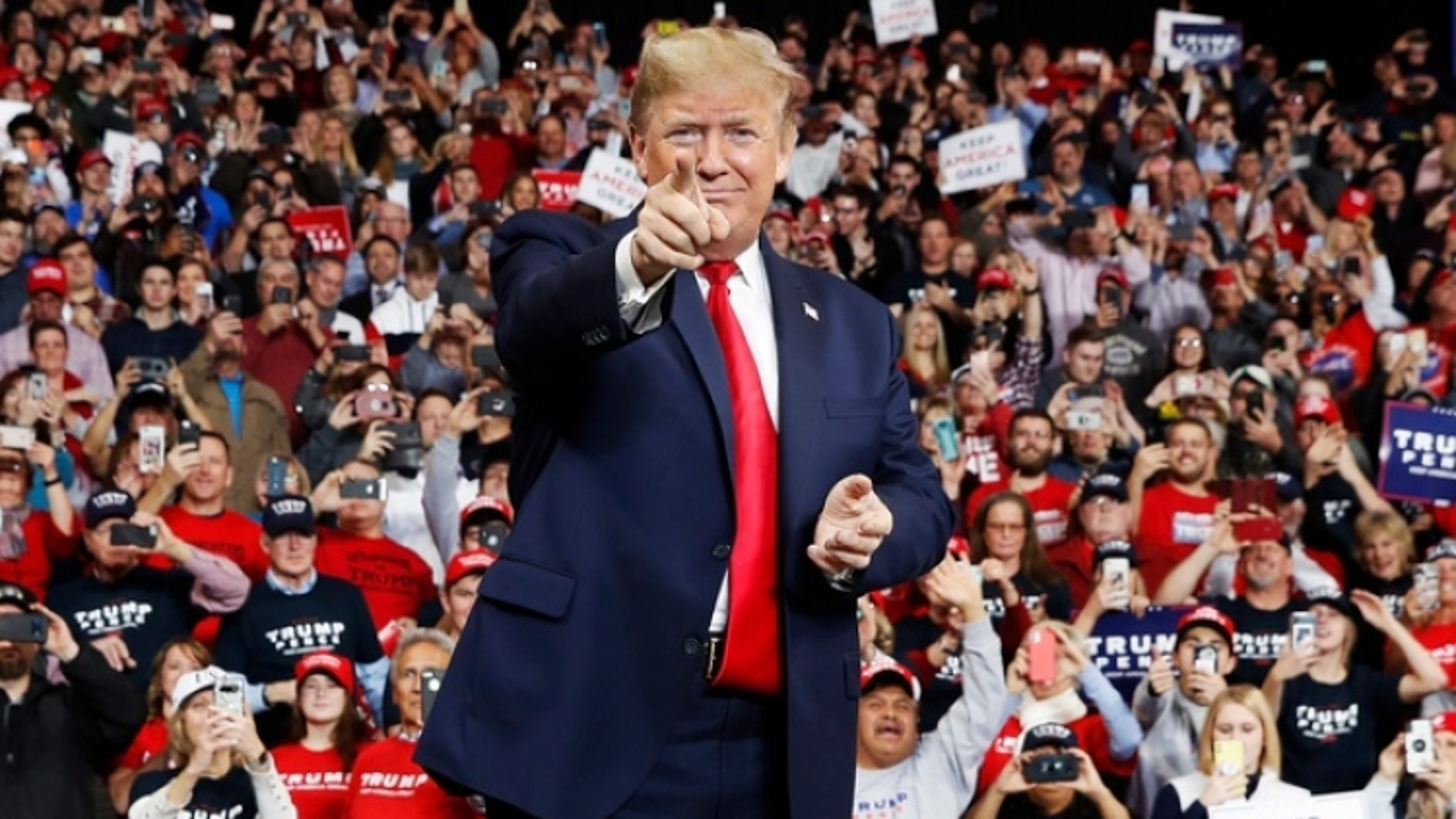 Tỷ lệ ủng hộ ông Trump so với các tổng thống tiền nhiệm 2 tuần trước bầu cử