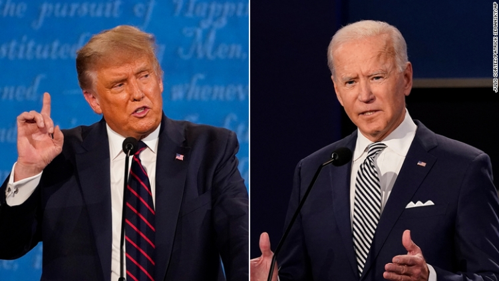 Cử tri Mỹ nhiệt tình đi bầu sớm, 2 ứng cử viên sắp có buổi tranh luận cuối cùng