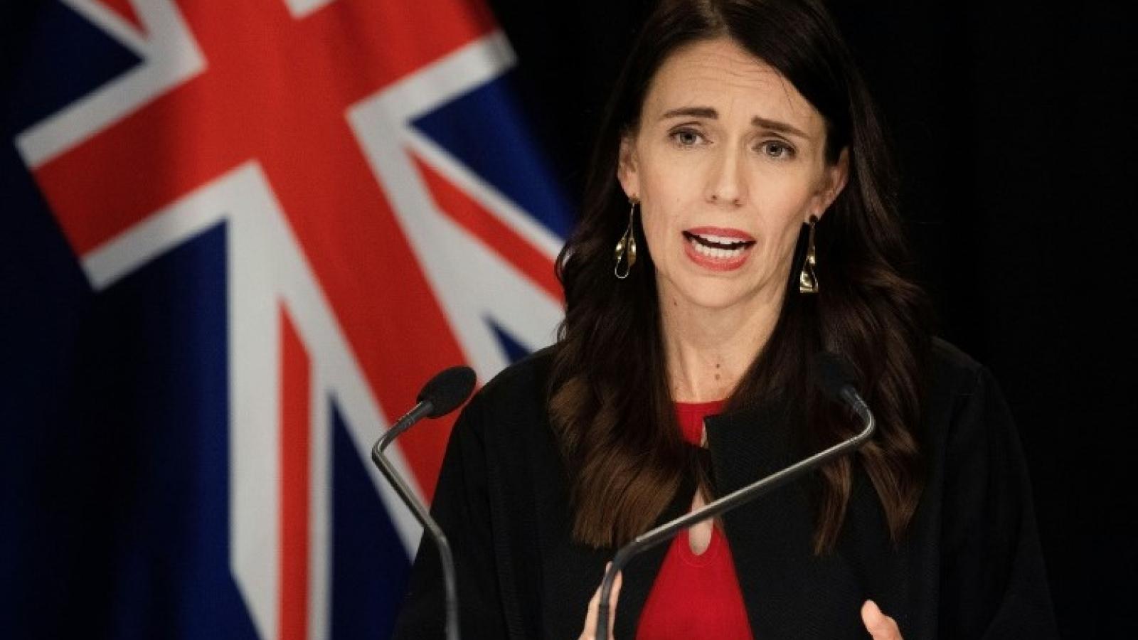 Thủ tướng New Zealand Jacina Ardern tái đắc cử nhiệm kỳ thứ hai