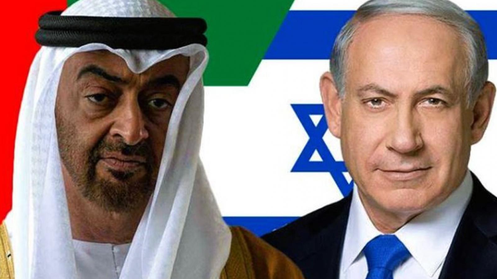 Quốc hội Israel chính thức thông qua thỏa thuận bình thường hóa quan hệ với UAE